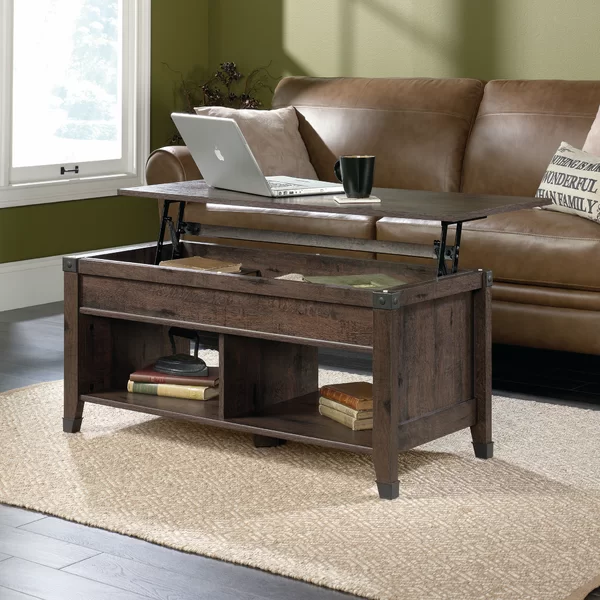 Chantrell Lift Top Coffee Table With Storage In 2020 Coffee Table Coffee Table With Storage Lift Top Coffee Table
