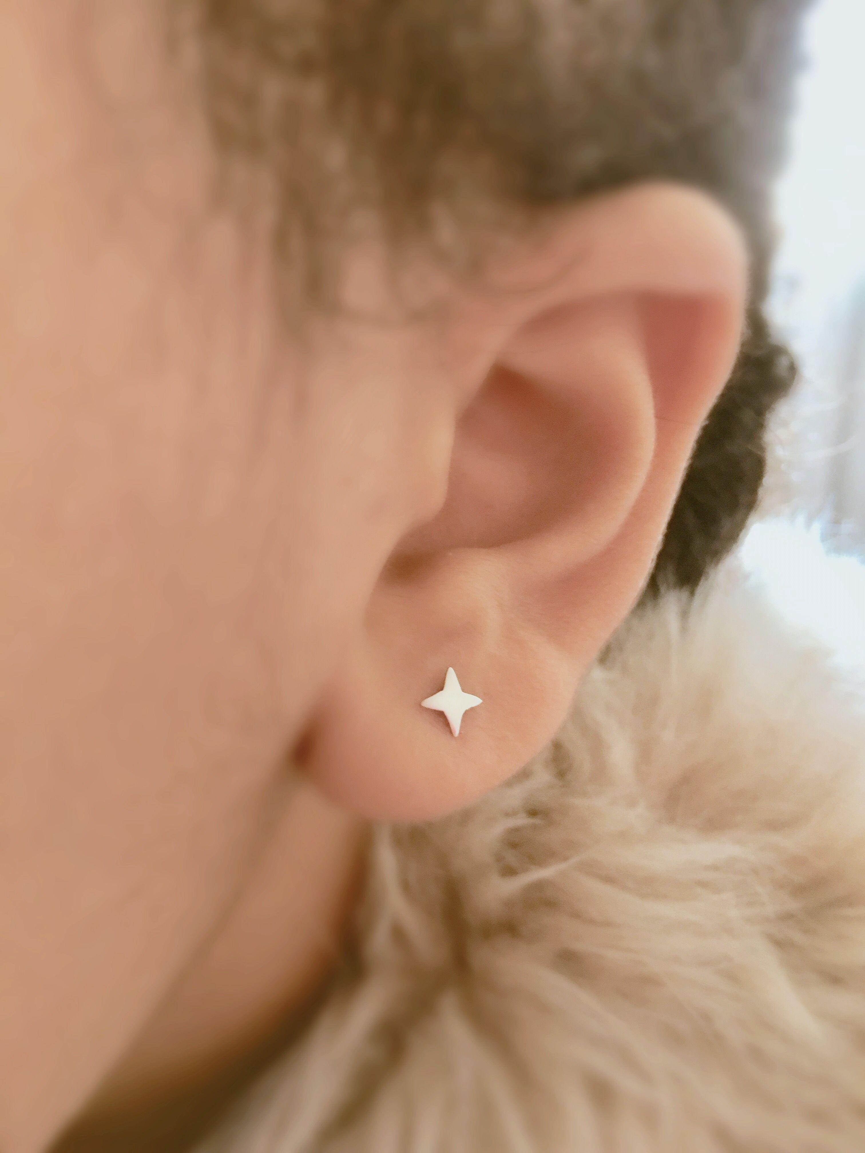 Nose piercing over 50  estée  andJules  andJules  Pinterest
