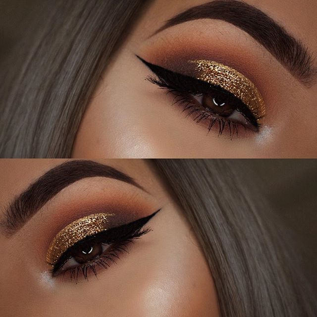 How much do those brow hairs bother you though? Brows ...