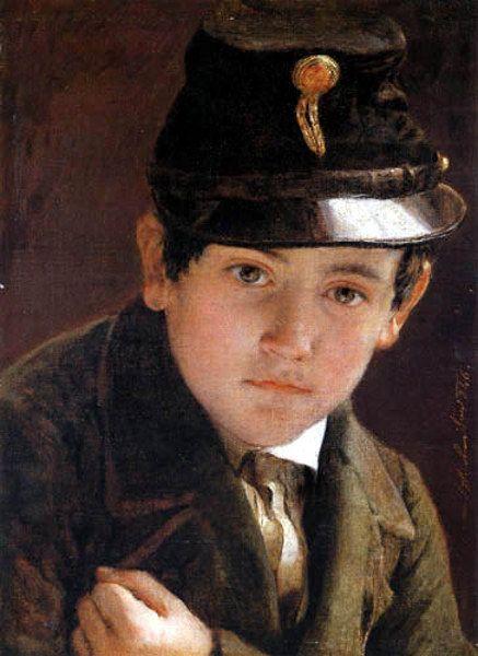 Johann Baptist Reiter (1813 – 1890, Austrian)