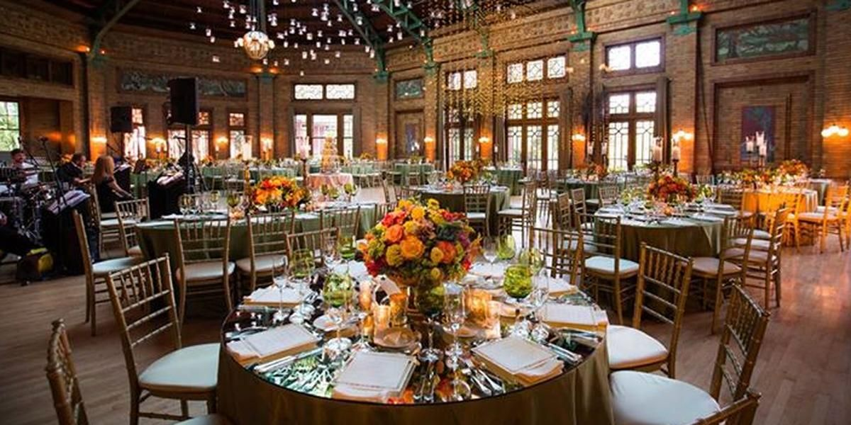 Cafe Brauer Chicago Il Wedding Costs Venues Average Wedding Costs