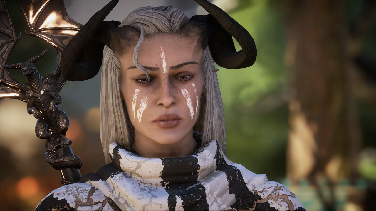 how to make a female character dragon age inquisition
