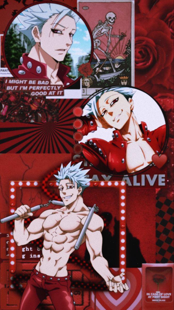 Seven Deadly Sins Ban Wallpaper