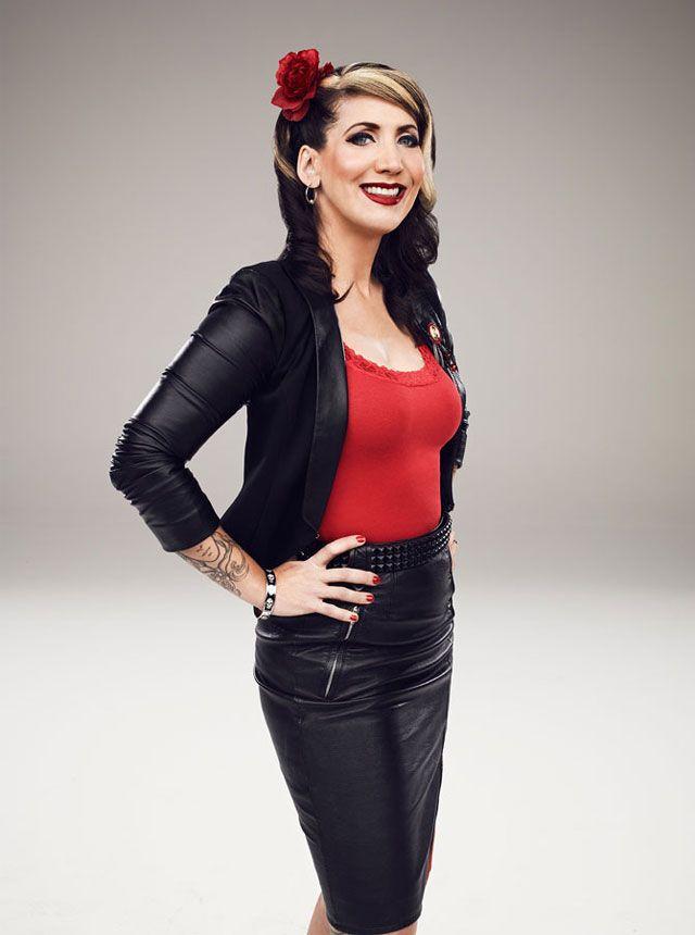 Meet The Cast: Hannah Aitchison, Expert Judge | Best Ink - Season 2