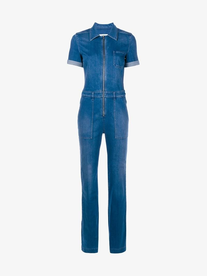 26e01417e044 STELLA MCCARTNEY DENIM JUMPSUIT.  stellamccartney  cloth