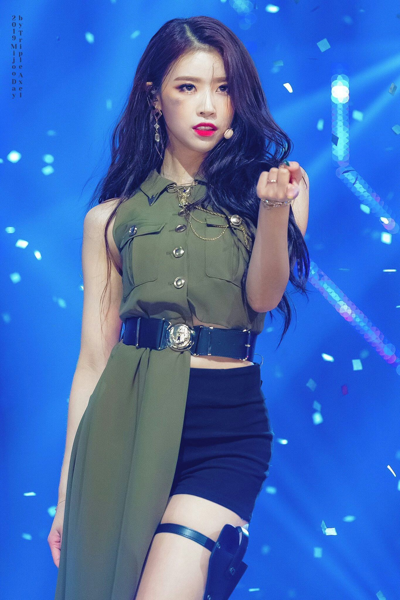 Pin By Majo Nam On Woollim Girls Dance Outfits Kpop Fashion Outfits Kpop Outfits