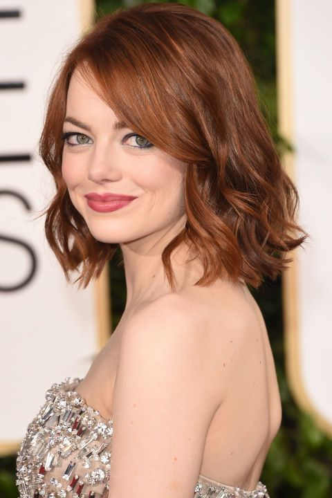 The Best New Hair Colors For Summer Emma Stone Red Hair