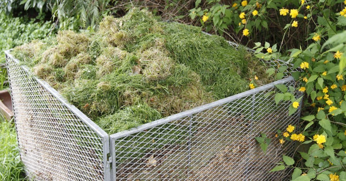 vom rasenschnitt zum perfekten kompost naturgarten kompost garten und rasen. Black Bedroom Furniture Sets. Home Design Ideas