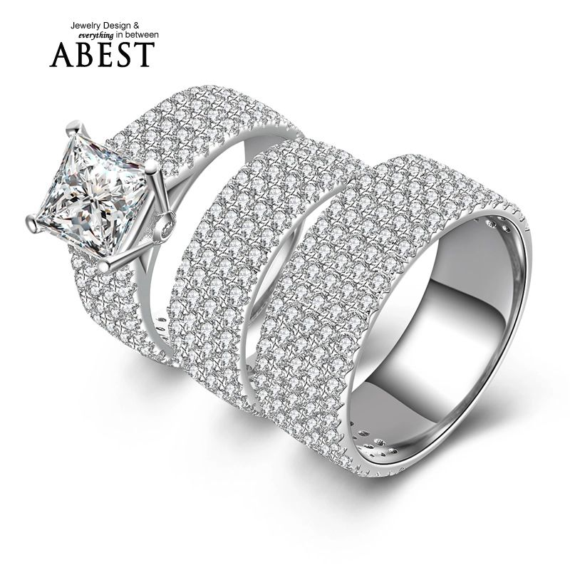Look What I Found On Aliexpress Promise Jewelry Bridal Ring Sets