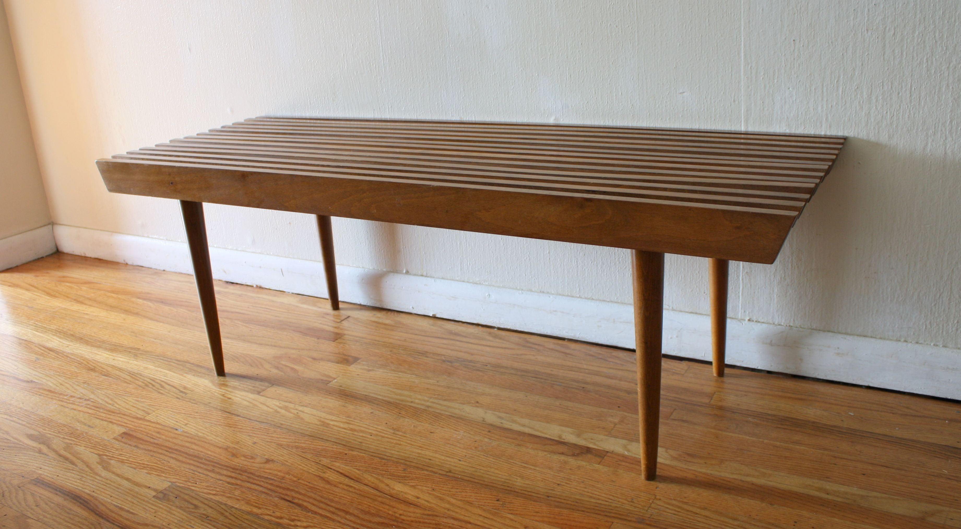 Round Tapered Coffee Table Legs