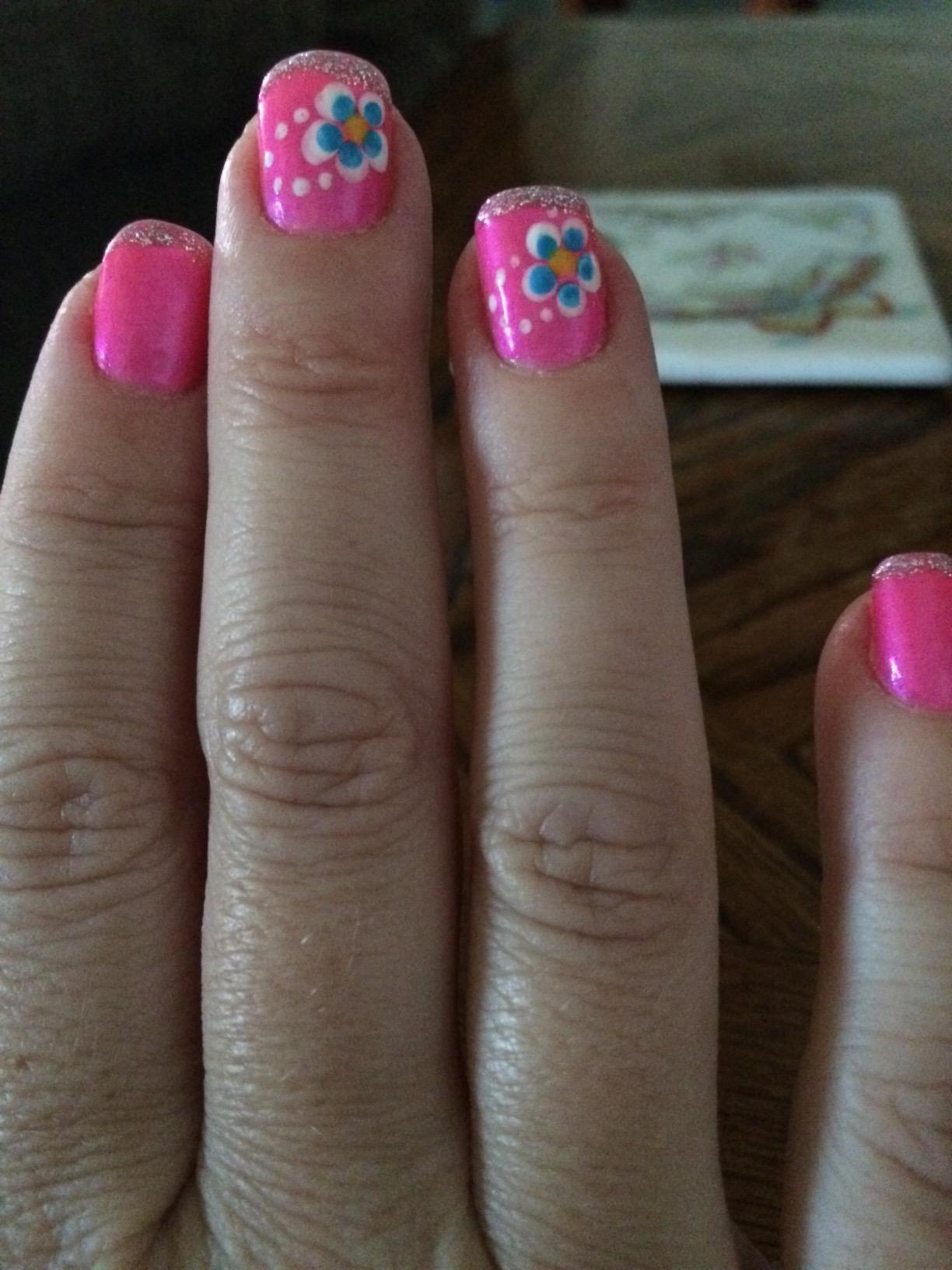 Amazon.com : SHANY Nail Art Set (24 Famous Colors Nail Art Polish ...