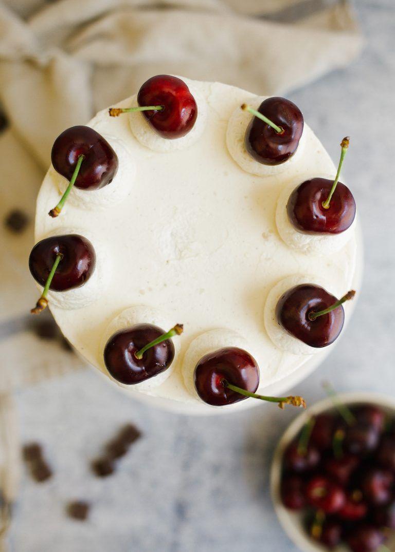 Cherry chip cake cherry chip cake dessert recipes mini