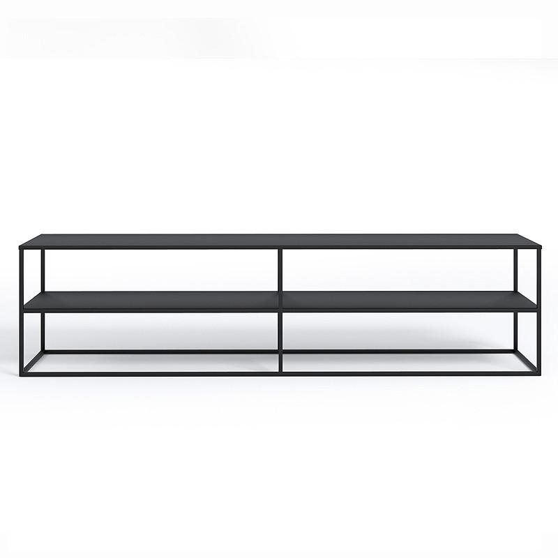 Simplex Tv Lowboard Sideboard 200 Cm Aus Metall Tv Lowboard