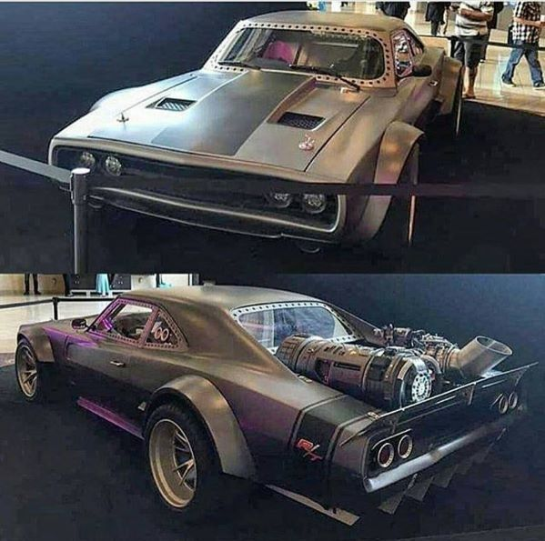 Suppose To Be From Fast Furious 8 Cars Movie Muscle Cars Car