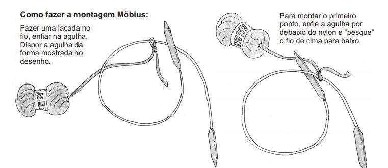Gola de Tricô Usando a Técnica Moebius - Passo a Passo #golasdetrico