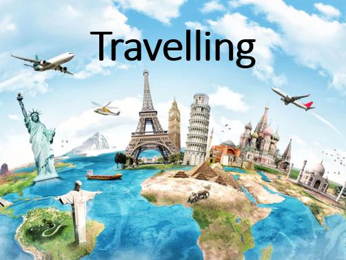 Travelling/Holidays