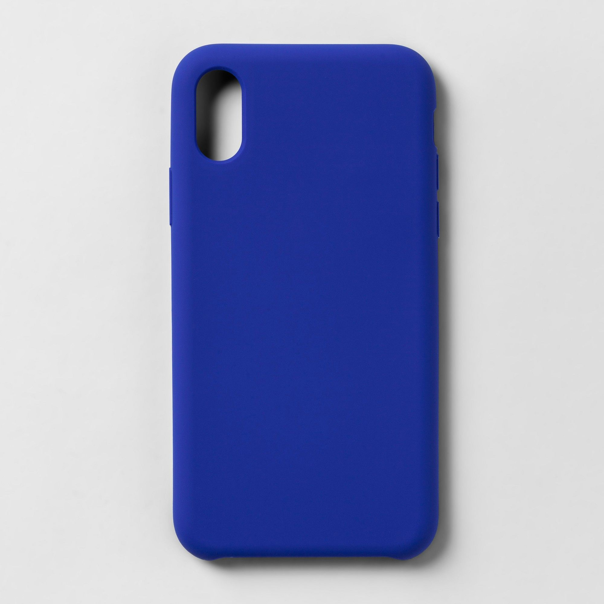 9c63c6548e2 heyday Apple iPhone X XS Silicone Case - Blue