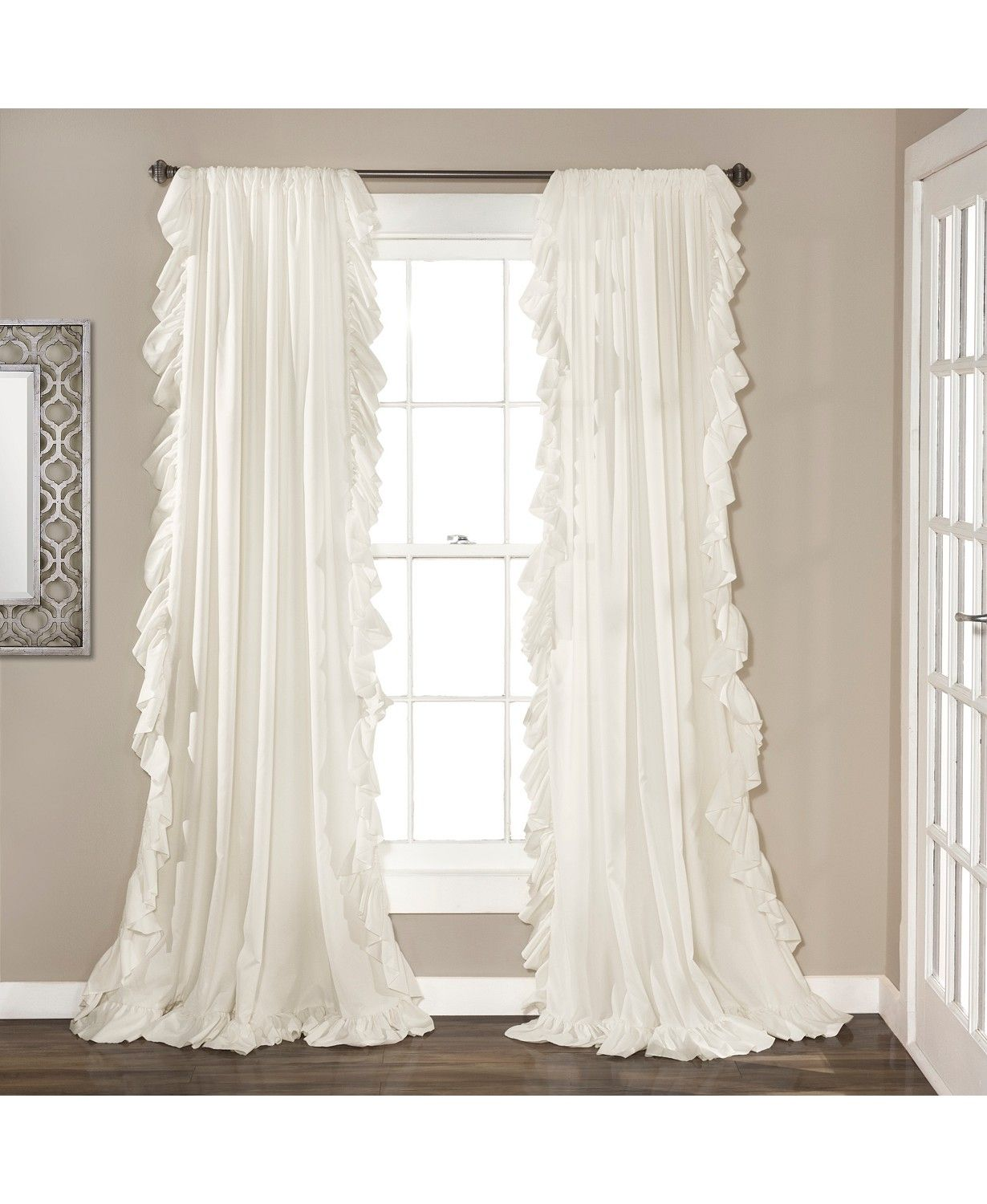 Lush Decor Reyna Window 54 X 95 Curtain Set Reviews Window