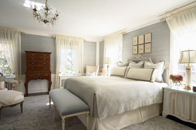 dormitorio color suave relajante