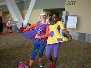Angelica and Susie from rugrats | Halloween costume ideas ...
