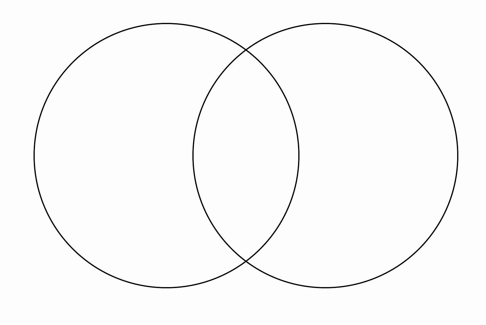 Free Venn Diagram Template Lovely Venn Diagram Maker In