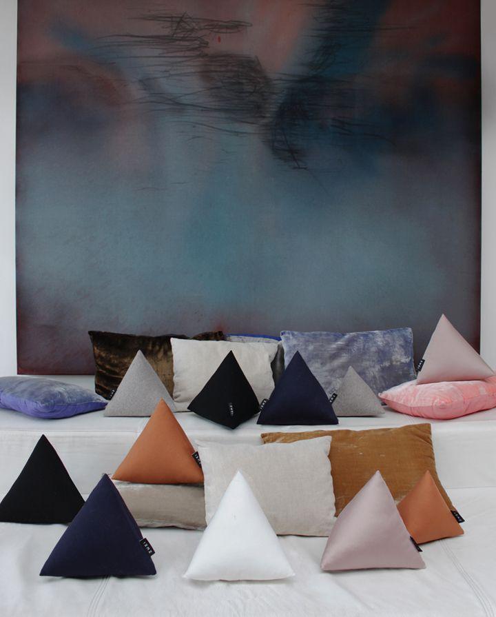 Contemporaryinterior Design Ideas: Design , Graphic Artwork, Pillow Design