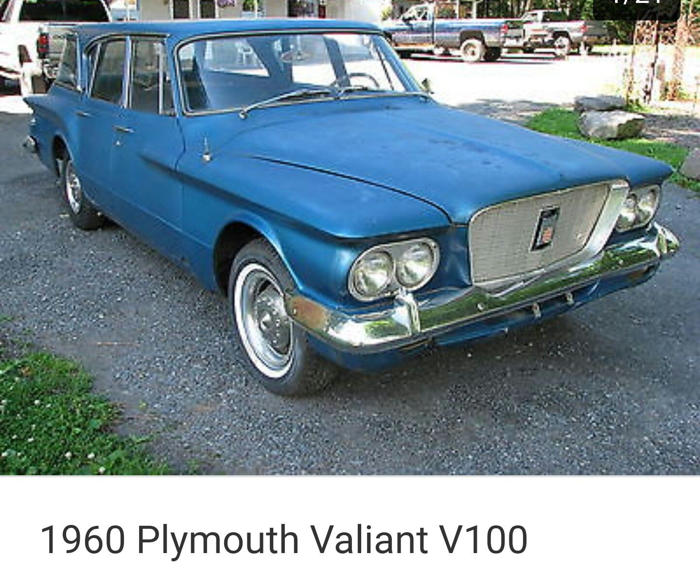 1960 Plymouth Valiant Station Wagon | Antique Cars - 2 ...