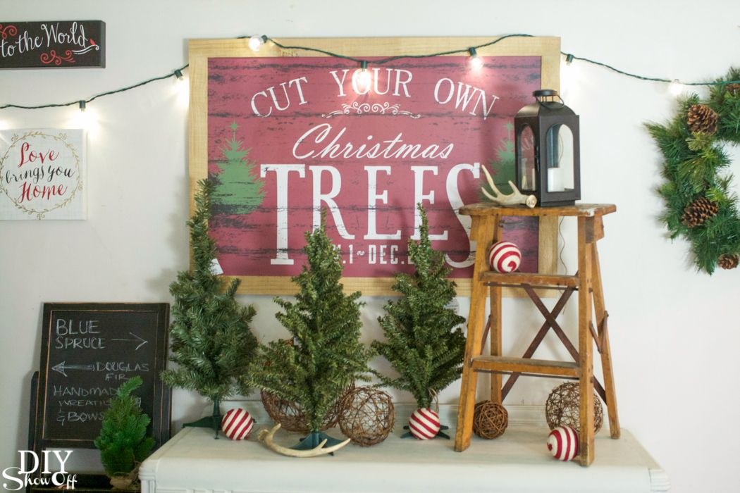 At Home Christmas Trees.Diy Show Off Christmas Ideas Decorations Christmas Trees