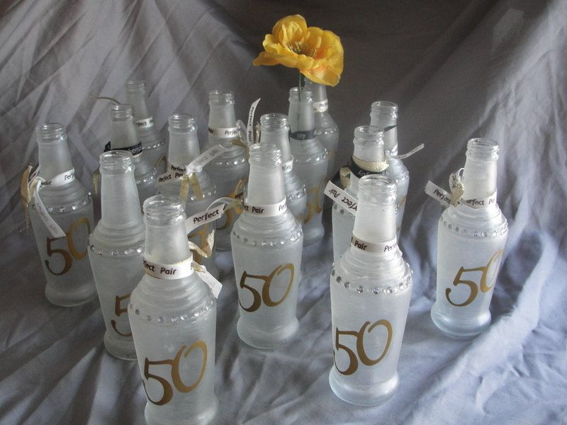 50th anniversary table decor 50 anniversary table On table decoration 50th birthday
