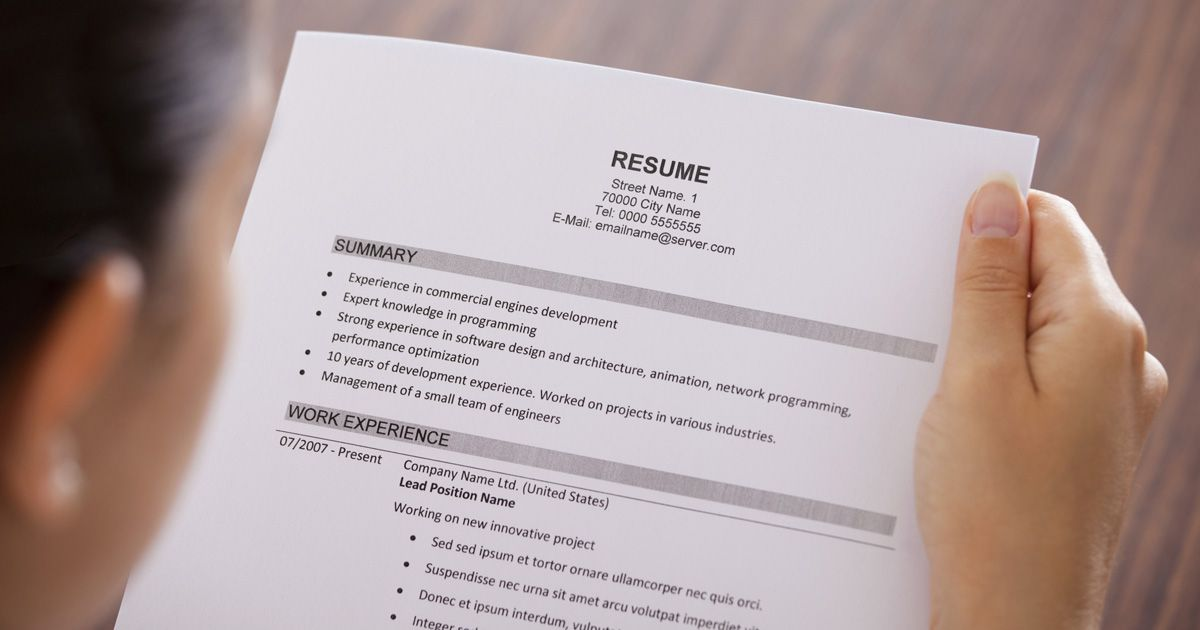 certified medical assistant cover letter%0A These are the five essential elements your resume must have if you want to  land a