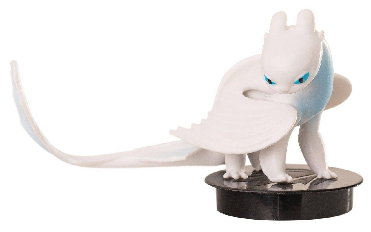 Toothless Light Fury How to Train Your Dragon Inspired Toppers