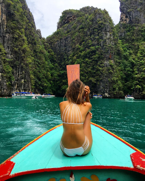 Mikoh in Thailand - Shop the look