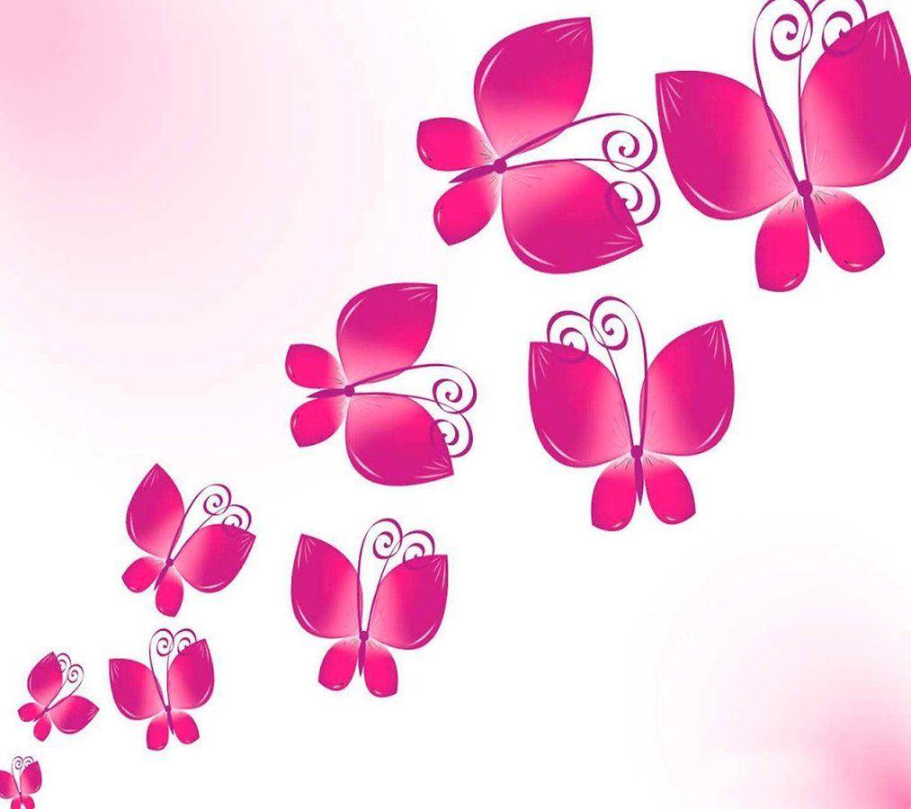 Pink Butterfly Wallpaper: Fondos Para Whatsapp - Buscar Con Google