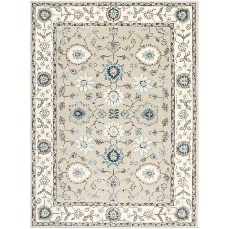 Clair Southwestern Gray Area Rug Area rugs, Rugs