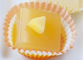 Mango Cosmopolitan Jelly Shots
