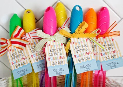 Instant download and editable summer break end of school year instant download and editable summer break end of school year classmate gift tags negle Image collections