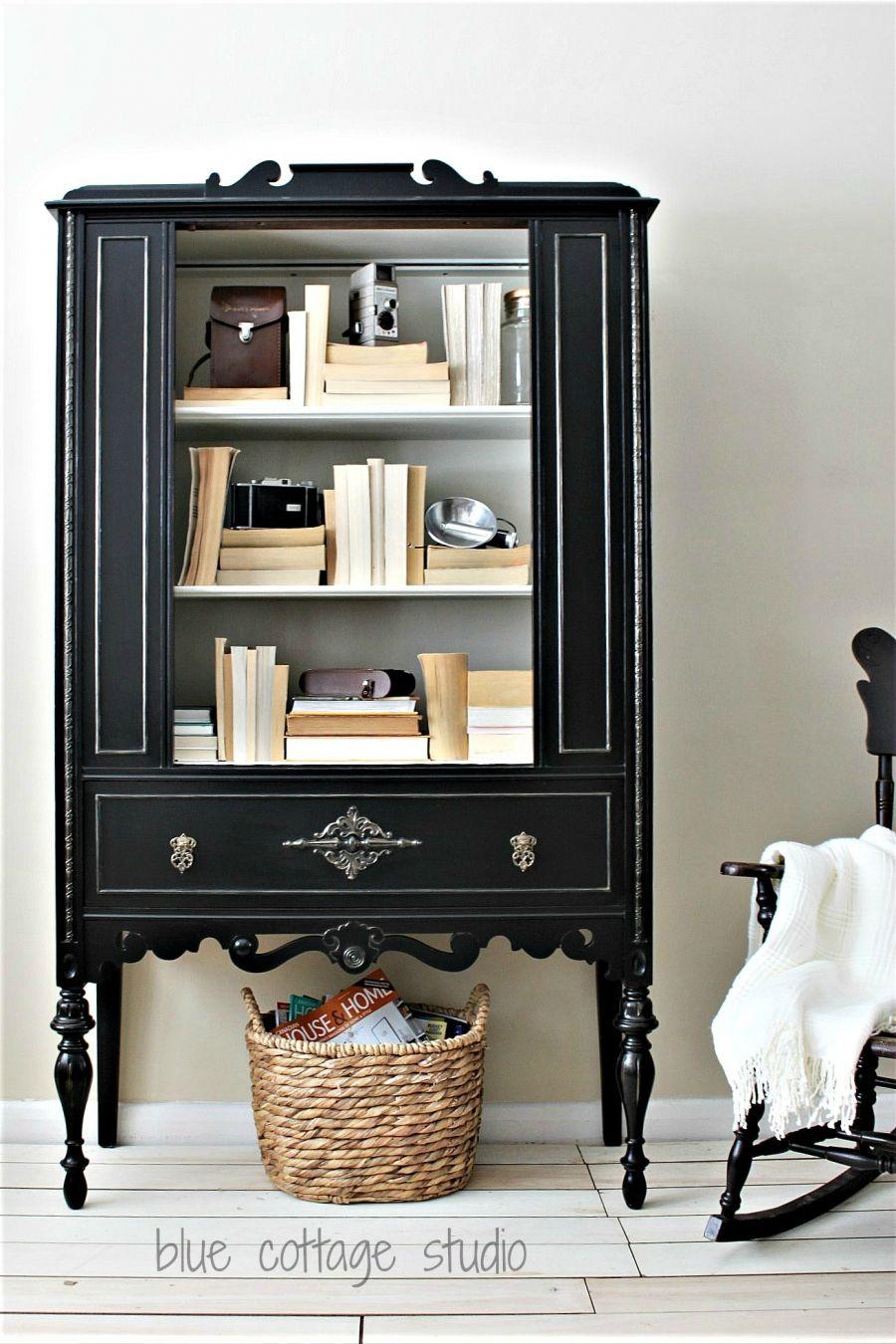Lamp Black China Cabinet | Deco | Pinterest | Möbel
