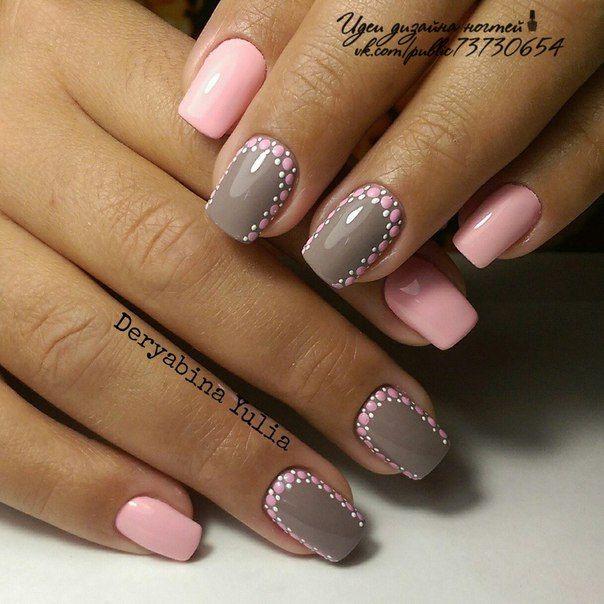 Cool Nail Art: Идеи дизайна ногтей - фото,видео,уроки,маникюр!