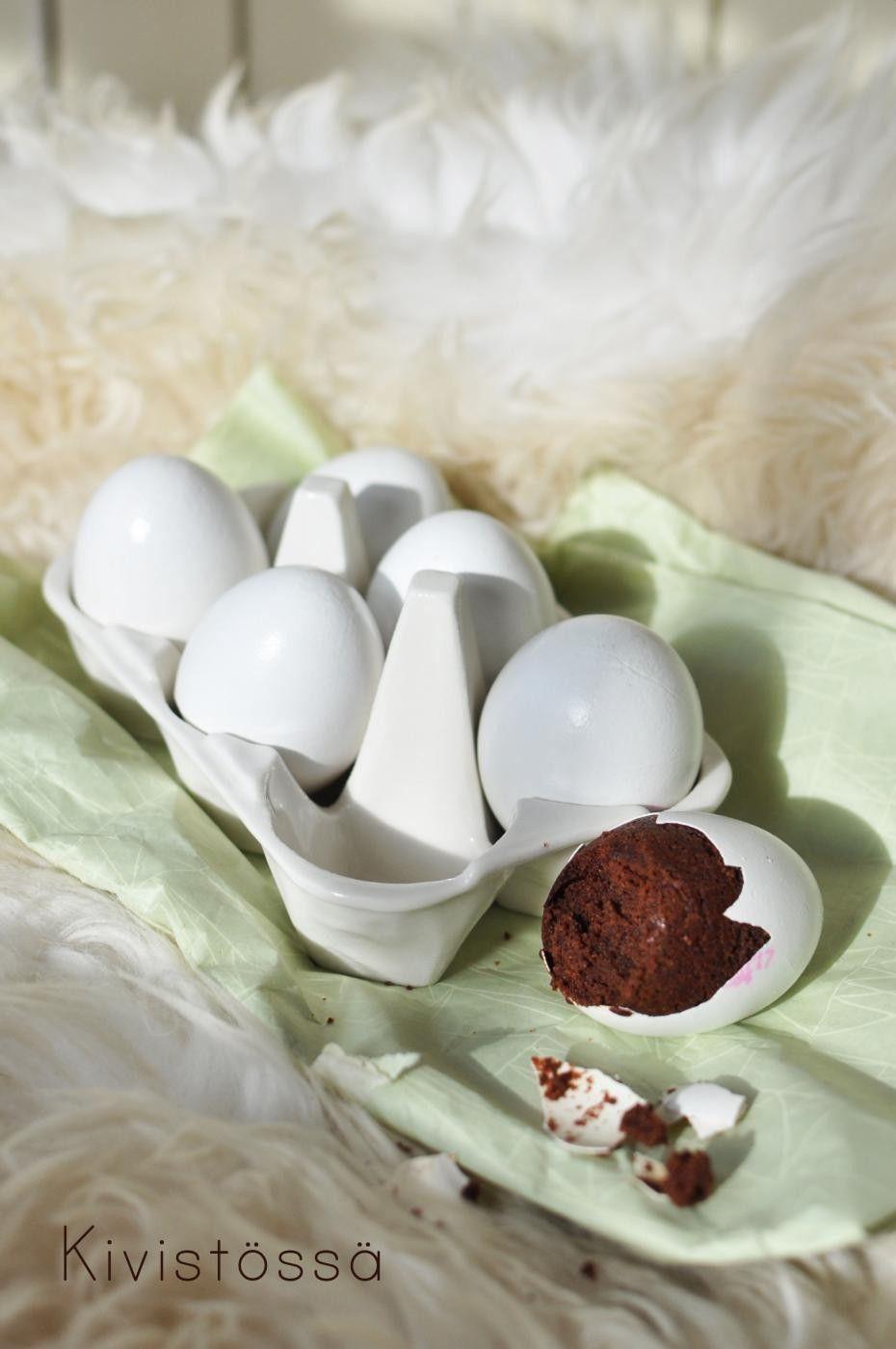 Kadehdin ihmisiä, jotka tykkäävät nugaasta. Ihan vain siksi, että Mignon-munat ovat sympaattisimpia makeisia maan päällä.