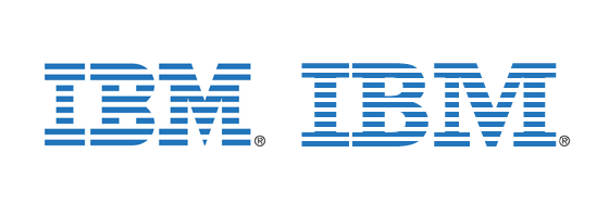 IBM recreated using Rockwell Bold | Design clients, Logo ...