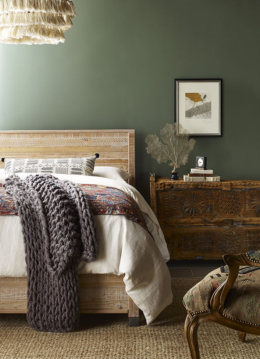 Sherwin Williams Just Dropped Its 2021 Paint Color Predictions—Here are the Top Shades   Green ...