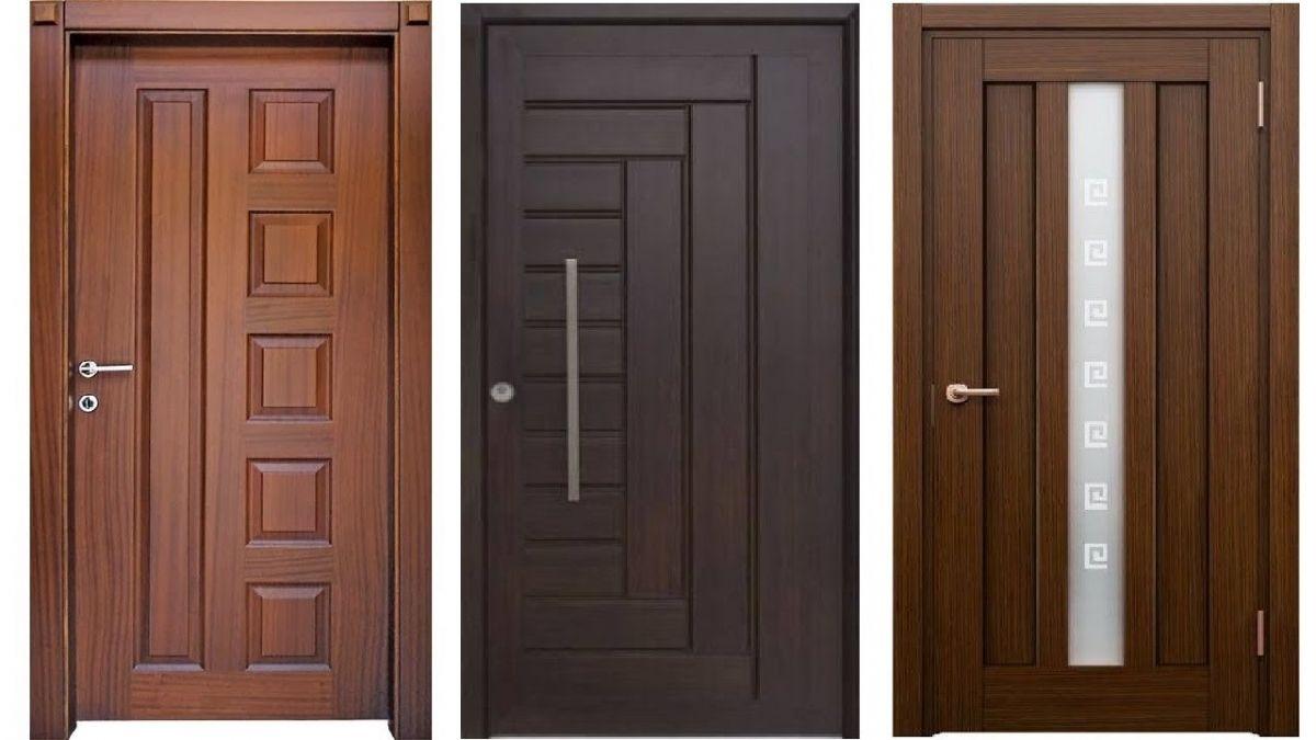 Top 30 Modern Wooden Door Designs For Home 2017 Pvc Door Door Within Door Design Modern Bedroom Door Design Wooden Door Design Wood Doors Interior