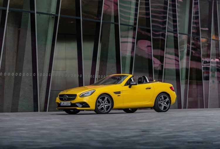 2020 Mercedes Benz Slc All Good Things Come To An End Mercedes