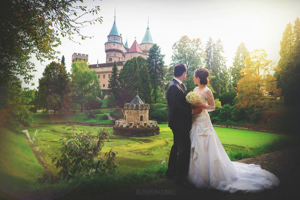 Svadobný fotograf Prievidza | Lukáš Vážan #bojnicecastle #bojnice #museum #muzeum #slovensko #slovakia #history #castle #wedding #love #romantic #svadba #svadbanazamku