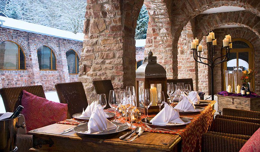 Klosterhotel Marienhoh Das Kloster Hotel Zwischen Hunsruck Und Mosel Hotel Hochzeit Feiern Kloster
