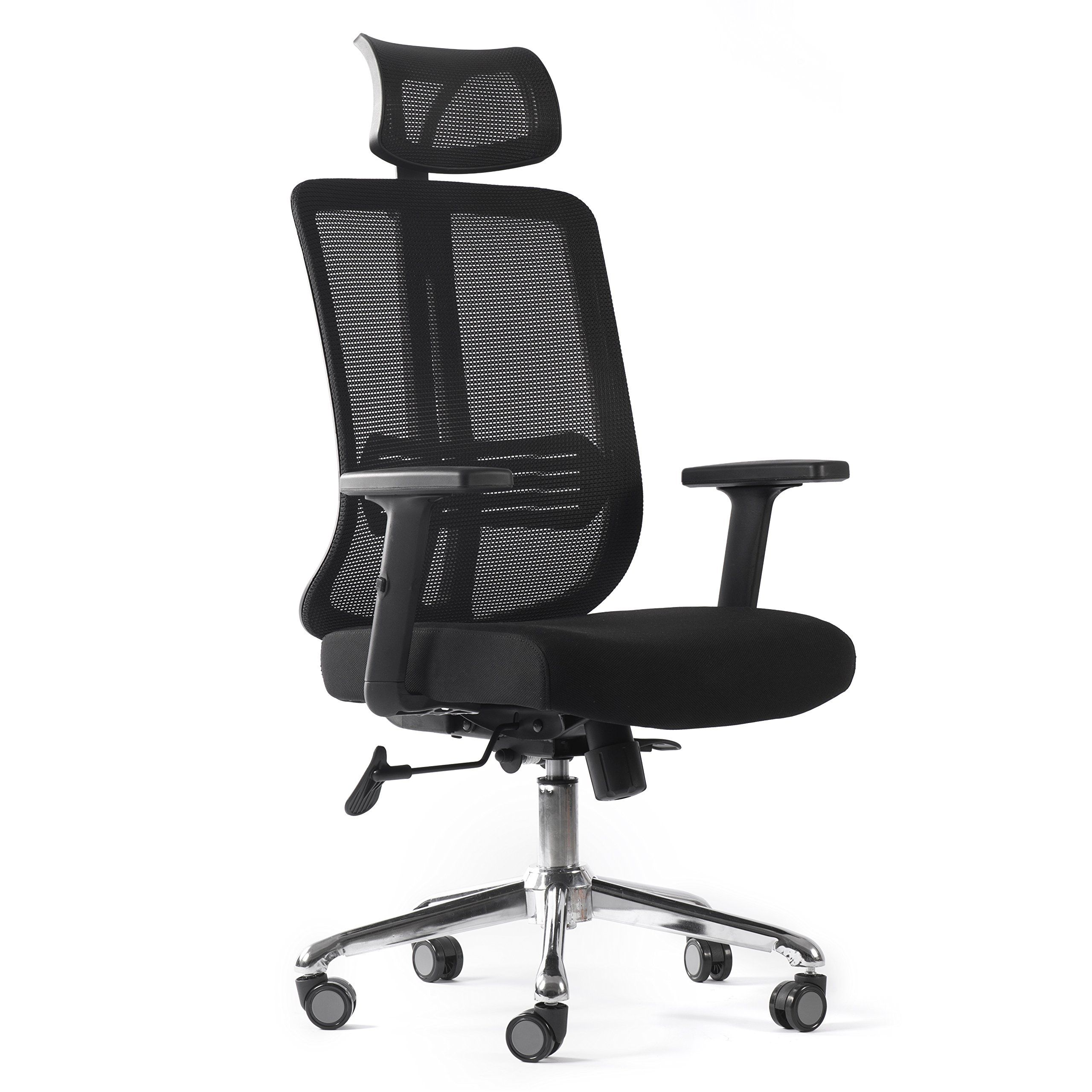 modern white time chair office ergonomic products by grey timeoffice