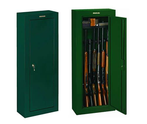 Stack On 8 Gun Security Cabinet Review GCG-908   Stack On Gun Safe ...