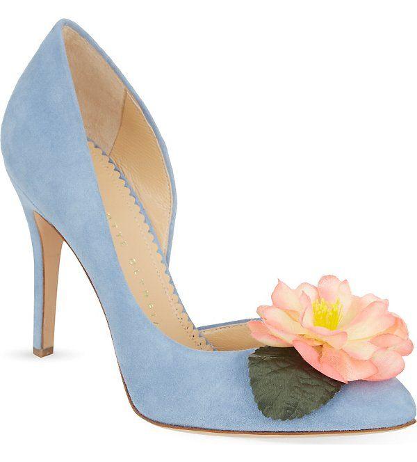 CHARLOTTE OLYMPIA Court Blue Women