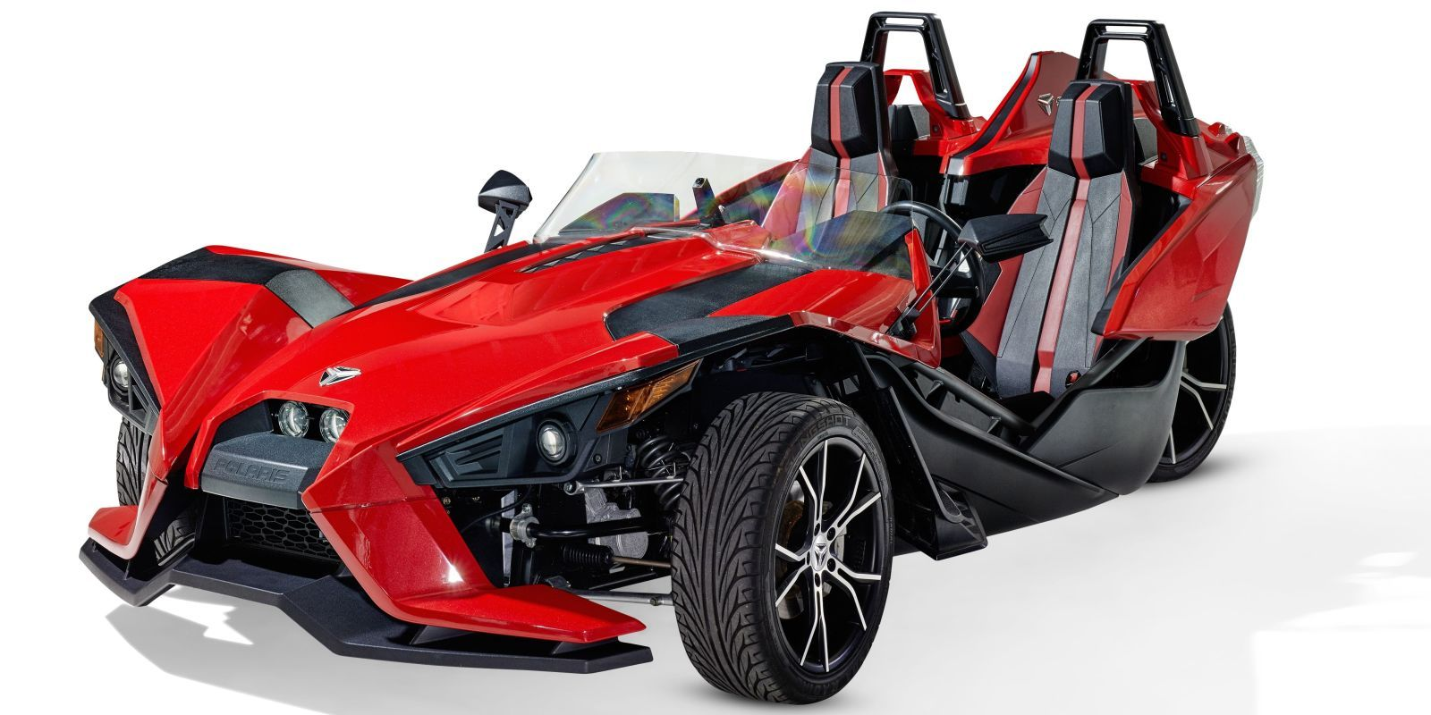 How It Works The Polaris Slingshot Three Wheeled Supercar New Classes Of Vehicle Don T Come Along All That Often Which Is Why With Images Polaris Slingshot Slingshot Car