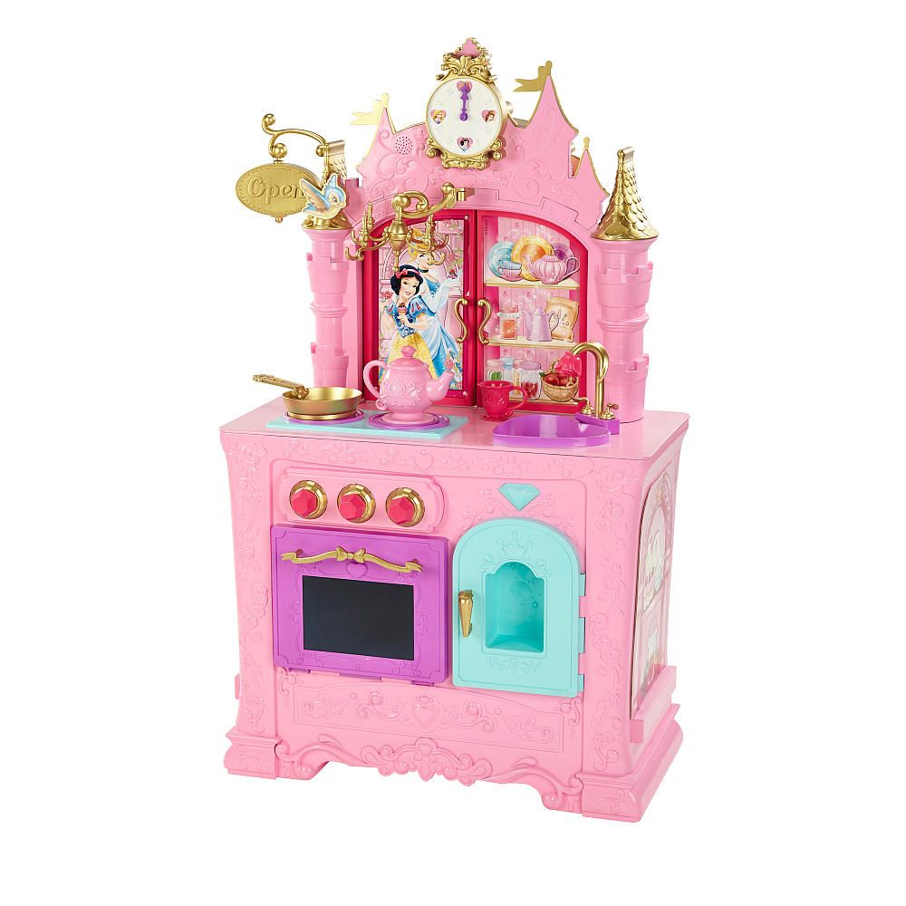 Get Ready To Cook In A Kitchen Fit For A Disney Princess Girls